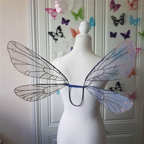 dragonfly wings costume wings fairy wings pixie wings bug