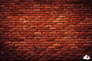Tête de lit brique rouge - PLANOVISION