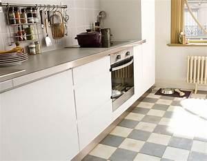 Plan De Travail De Cuisine : plan de travail cuisine granit beige avec ~ Edinachiropracticcenter.com Idées de Décoration