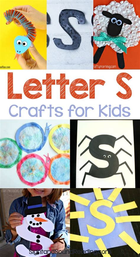 best 25 letter s crafts ideas on letter 642 | d8b882f9d9d7641d3d8fe25938114255