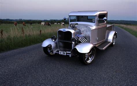 Hd '32 Ford Truck Wallpaper