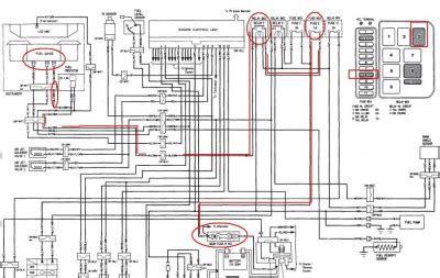 Honda Gl 1500 Wiring Diagram by Gl1500 Audio Wiring Diagram Circuit Diagram Maker