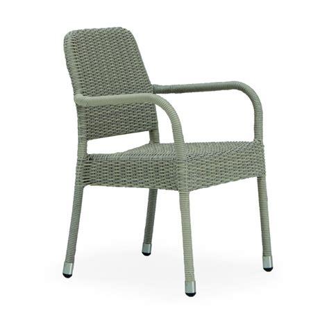chaises avec accoudoirs chaise pour table de jardin avec accoudoirs brin d 39 ouest