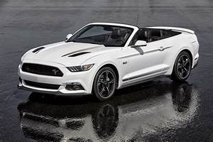 Oxford White 2016 Ford Mustang GT California Special Convertible - MustangAttitude.com Photo Detail