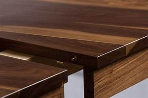 Mike's Walnut Dining Table - The Wood Whisperer