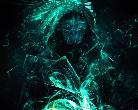 dishonored  artwork  resolution hd