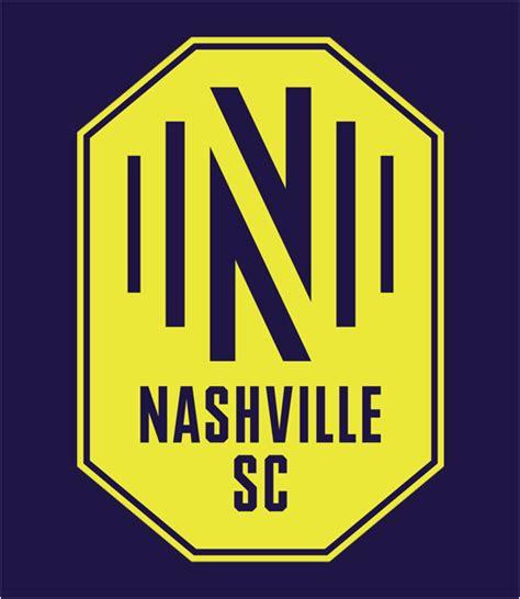 nashville sc reveals  logo   mls debut logo