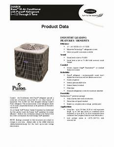 Carrier 24abc6 2pd Heat Air Conditioner Manual