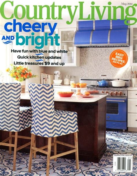 country kitchen magazine recipes cement tile is a recipe for the ultimate kitchen cement 6096