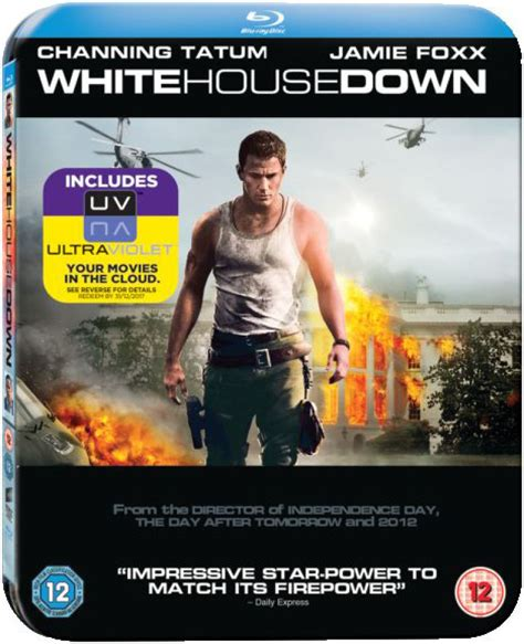 white house  steelbook edition includes ultraviolet