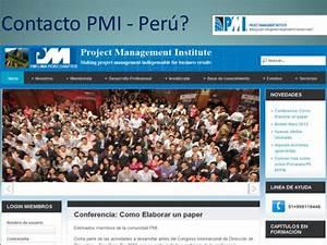 Buenas Prácticas pmi - Paul Villacorta SEDIPRO SAN MARCOS