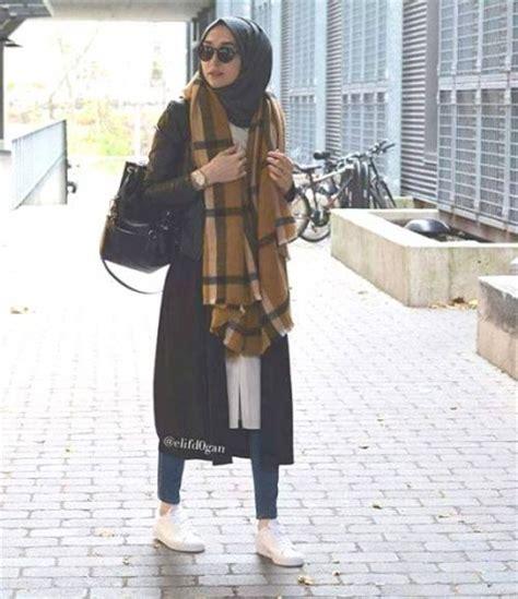 sporty hijab street style  trendy girls