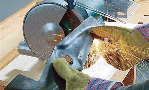 schleifscheiben zum messer schärfen messer selber schleifen messer schleifen so geht 39 s selber machen heimwerkermagazin einfach