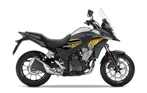 2018 Honda Cb500x Review