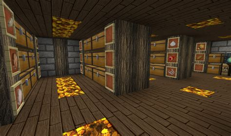 need ideas for a storage room survival mode minecraft