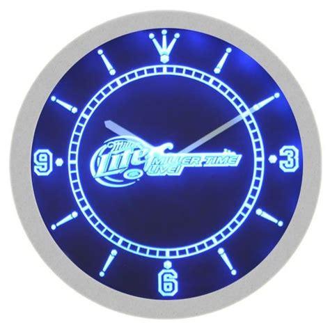 43 best neon wall clocks gt beer images on pinterest neon