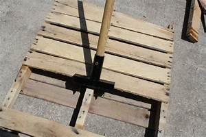 How To Make Your Own Pallet Breaker Home Design, Garden
