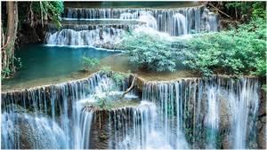 Waterfalls Beautiful Scenery Wallpaper | beautiful ...