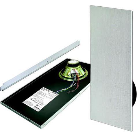 bogen lified drop in ceiling speakers bogen communications csd1x2 drop in ceiling mounted