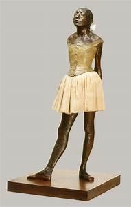 Emilyann Girdner: Art History on Edgar Degas: Sculpture?
