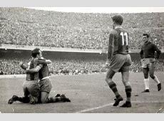 FC BARCELONAREAL MADRID 40 195859 FC Barcelona