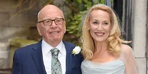 Jerry Hall Looks Stunning In Vivienne Westwood Wedding ...
