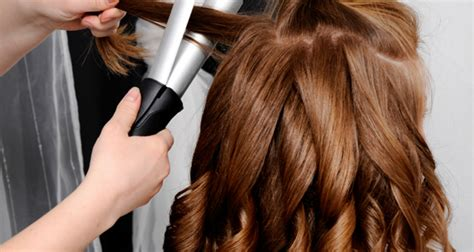 Curling Hairstyles For Medium Hair by Top Hairstyles Curling Iron Hairstyles 34468
