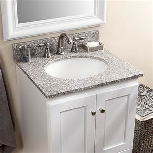 Natural polished birch wood vanity drawers for small for White bathroom vanity with black countertop