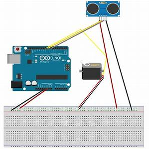 How To Make A Radar Using Arduino Uno And Processing