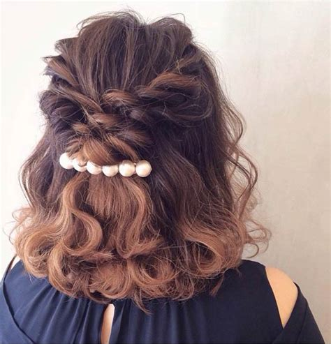 hairstyles  bridesmaids stayglam