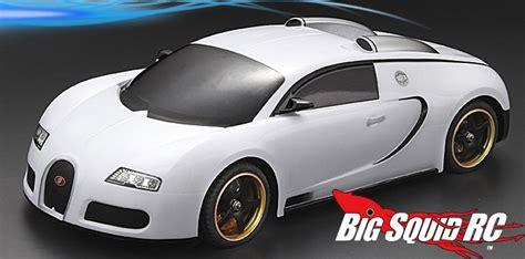 Matrixline Bugatti Veyron Clear Body « Big Squid Rc