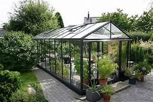 comment amenager une serre de jardin en kit jardin With amenager une serre de jardin