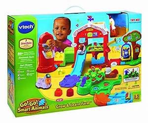 vtech go go smart animals grow and learn farm home With vtech numbers and letters