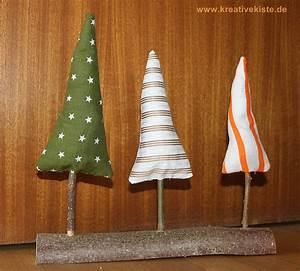 Stoff Auf Stoff Nähen : stoff holz weihnachtsbaum ~ Lizthompson.info Haus und Dekorationen