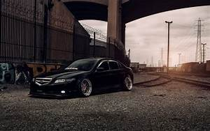 Flawless Acura TL StanceNation™ // Form > Function