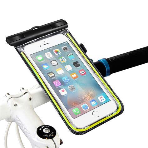 handyhalterung fahrrad wasserdicht fahrrad handy halterung wasserdicht f 220 r alle smartphones cover halter etui