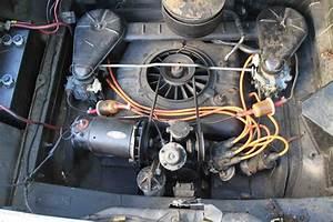Chevrolet Corvair Engine