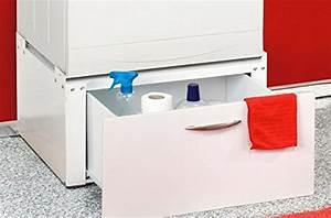 Unterlage Für Whirlpool : waschmaschinen trockner untergestell mit schublade unterbau podest cetnob ~ Bigdaddyawards.com Haus und Dekorationen