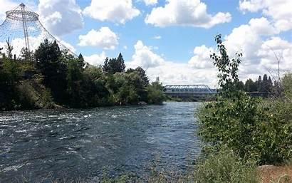 Spokane River Story Telling Washington Importance Clean