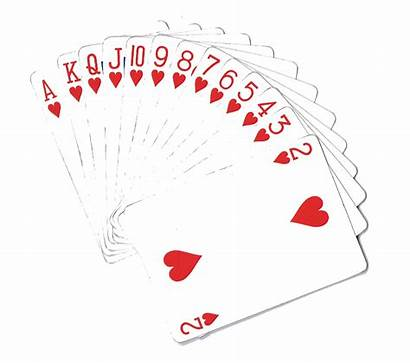 Ace Cards Playing Deuce Hearts Poker Spades