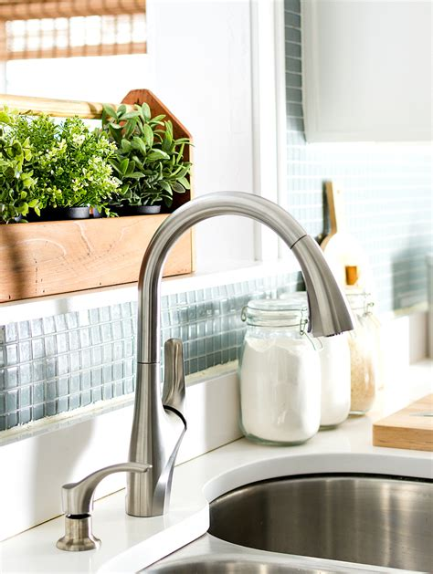 install kohler kitchen faucet faucet installation it all started with paint