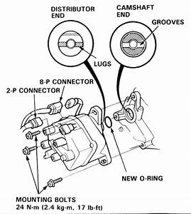 Chevy 6 Cylinder Distributor Wire Diagram