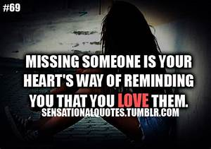 Love Quotes About Missing Him Free Images Pictures Pics ...