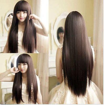 Flaxen Yellow Hair by Fashion Womens Wigs Flaxen Yellow Light Brown