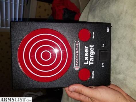 Laserlyte Laser Target