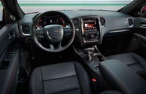 2018 Dodge Durango Interior Features