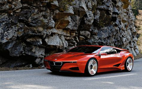 Bmw M1 Homage Concept Car Widescreen Exotic Car Picture