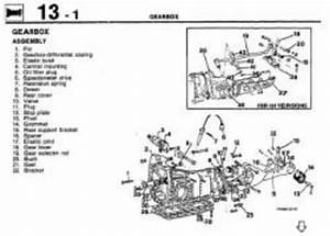 Alfa Romeo 33 Nuova Workshop Repair Manual Download