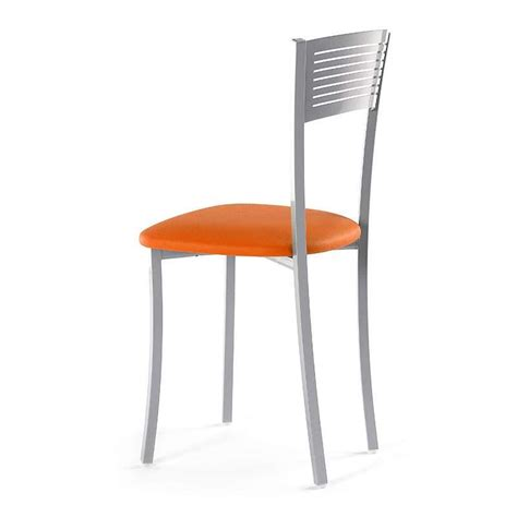chaise de cuisine chaise de cuisine en m 233 tal wapa 4 pieds tables chaises et tabourets