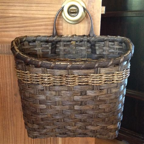 Magazine Wall Basket  Joanna's Collections  Country Home